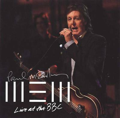 Paul McCartney / New Live At The BBC (2CD)SGT CORE (FACTORY PRESS DISC) F/S