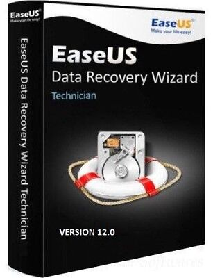 Easeus Data Recovery Wizard 12.0 Technician Full Version Latest + License
