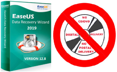 Easeus Data Recovery Wizard 12.8 Professional Full Version For Life