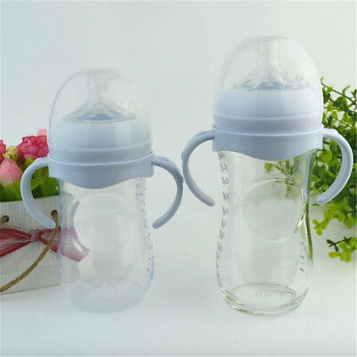 1/3/5Pcs PP Baby Bottle Infant Grip Handle Avent Natural Wide Mouth Feeding