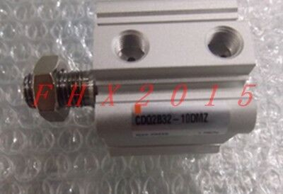 SMC CDQ2B16-30DMZ Double Clevis Cylinder With Auto Switch New.