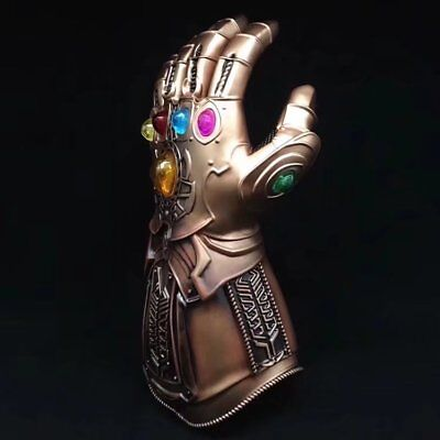 NEW 2018 Figure Thanos Infinity Gauntlet Marvel Legends Gloves Avengers AU