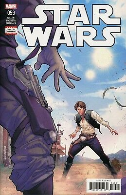 Star Wars #59 Marvel Comics Near Mint 1/9/19