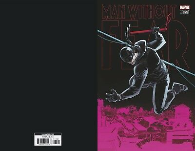 Man Without Fear #1 Camuncoli Connecting Variant Marvel Comics Near Mint 1/9/19