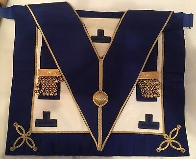 Craft Provincial/London Grand Officers Undress Apron & Collar