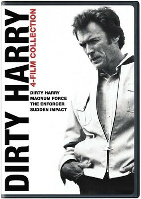 Dirty Harry Collection: 4 Film Favorites [2 Discs] (DVD Used Very Good) WS