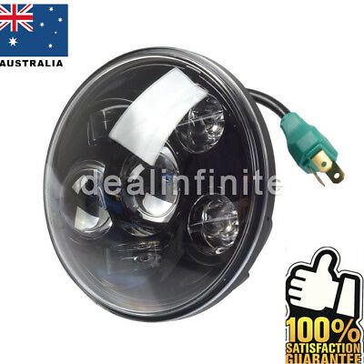 5-3/4''5.75  LED Projection Daymaker Headlight For Harley Sportster XL 883 1200