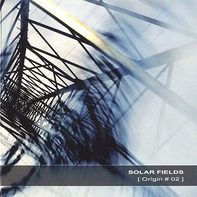 Solar Fields - Origin # 02 CD Ultimae Electronica Ambient New & Sealed