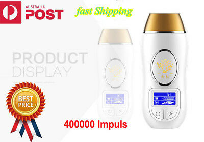 400000 Impuls IPL Laser Permanent Hair Removal Machine Device Epilator AU