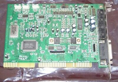 Creative Labs Sound Blaster Vibra 16C CT2960 16-bit ISA sound card