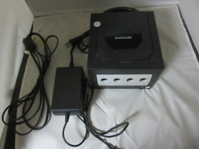 Nintendo Gamecube Console Black GC 2431