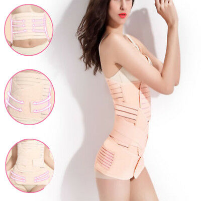 Postnatal Recovery Belly Postpartum Post Pregnanc Support Wrap Band Girdle Belt