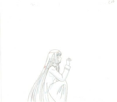 Anime Douga not Cel Chobits 2 pages #113