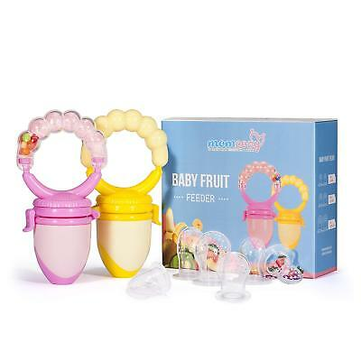 Momcozy Baby Fruit Trainer/ Feeder for babies.