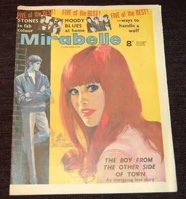Mirabelle 22nd May 1965