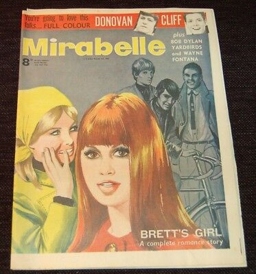 Mirabelle 15th May 1965