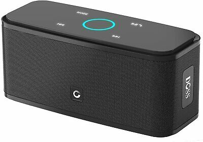 Enceinte Bluetooth 12W, DOSS SoundBox Haut-Parleur Bluetooth sans fils portable