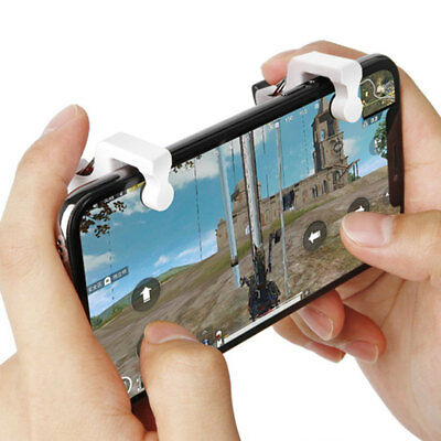 PUBG Gaming Trigger Mobile Phone Fire Button Handle Grip Shooter Controller