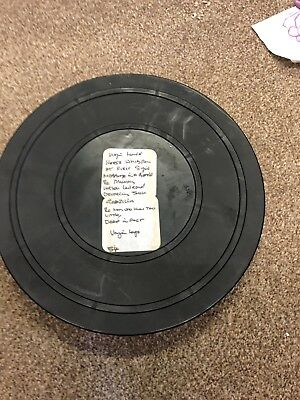 35mm Full Reel Of Film Trailers With Logos