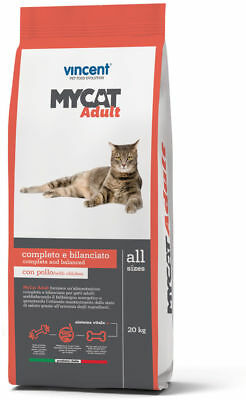 CROCCANTINI PER GATTI ADULTI 20 kg  My Cat Adult