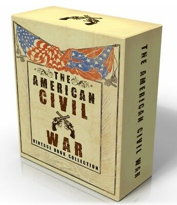 AMERICAN CIVIL WAR 643 Vintage Books on 3 DVD-Rom Set, Genealogy, Rosters