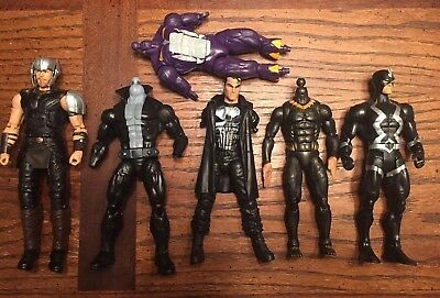 Marvel Legends Custom Fodder Lot  Figures