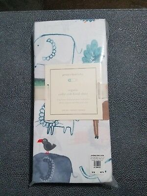 Pottery Barn Baby Colby Crib Fitted Sheets