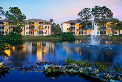 Sheraton Vistana Fountain Villa Disney Orlando 2 BR NOVEMBER 23RD (7nights) 2 BD