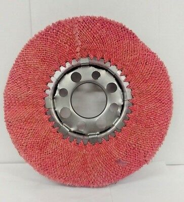 """Unbranded 12"""" Knitted Floor Buffer / Scrubber Pad"""