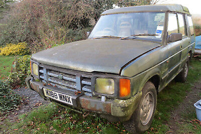 Land Rover Discovery 200tdi For Spares.