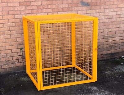 Pallet Security Steel Storage Cage  1800 x 1200 x 800mm