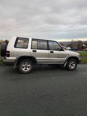 Isuzu Trooper Duty DT LWB 3.0 (1999)  ***SPARES OR REPAIR***