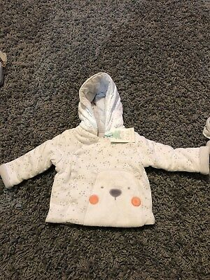Mini Club Tiny Treasures - 0-3 Months - Coat
