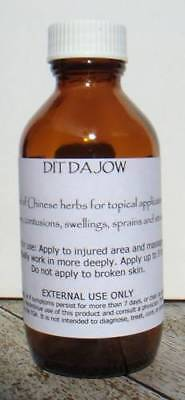 Dit Da Jow Chinese Herbal Liniment 100 mL Aged 36 years