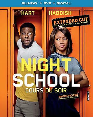 NIGHT SCHOOL Blu Ray + DVD + Digital BRAND NEW FAST SHIP! STEF-344