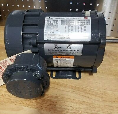 EMERSON 1/2 HP Hazardous Location Motor