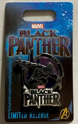Black Panther Opening Day Limited Release Disney Pin