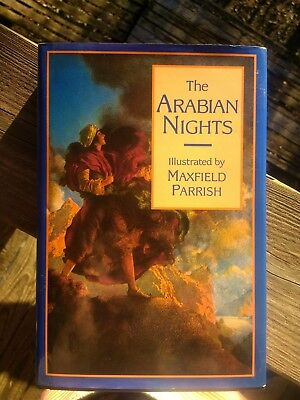 the arabian nights illustrated by maxfield parrish p b free shipping