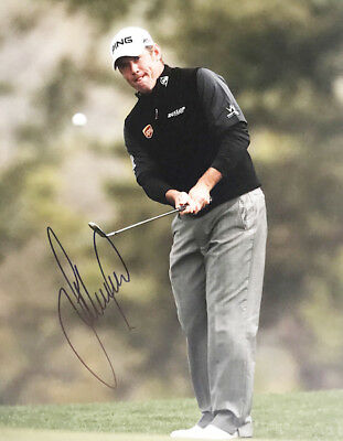 Lee Westwood Autograph - Genuine Signed Golf Photograph + *Certificate*