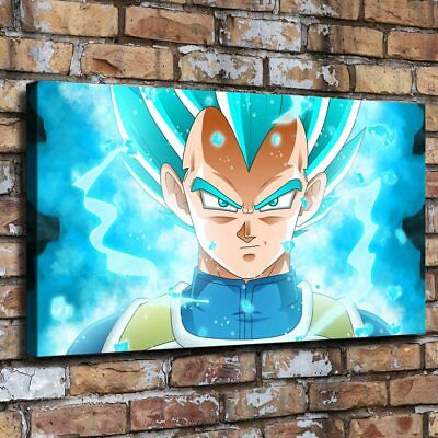 """12""""x22""""Dragon Ball Super 8k HD Canvas  Painting Home Decor Picture Wall Art"""