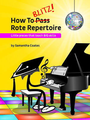 Samantha Coates: How to Blitz! Rote Repertoire - BBRR Brand New