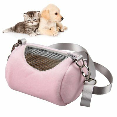 Portable Small Pet Handbag Carrier Cage Travel Carry Bags Case For Hamster Cavy