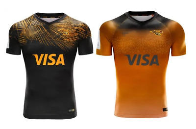 2019-2020 JAGUARES Home/Away Rugby jersey Size: S-3XL