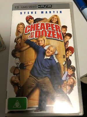 Cheaper By The Dozen UMD