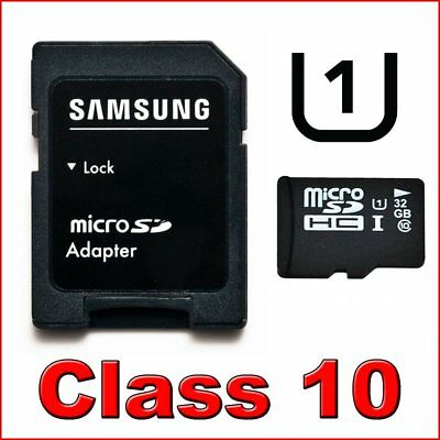 32Gb Micro Sd Memory Card Class 10 Uhs-I 32 Gb Qm
