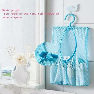 Multi-purpose Household Bathroom Hanging Storage Clothespin Organizers Bags MA