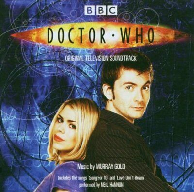 Murray Gold - Doctor Who Original Music From Series One & Two (CD x 1)
