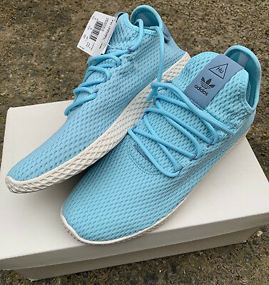online retailer a1d0d 44e64 Pharrell Williams Adidas Originals PW Tennis HU Mens Trainer UK Size 9 New