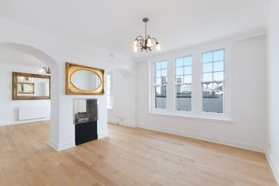 Must Be Seen! Unique Riverside Property For Sale, Canary Wharf Location-View Now
