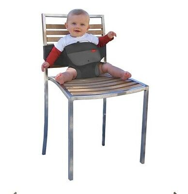 Phil And teds Baby Wriggle Wrapper Travel Seat Highchair And Safe Bed Wrap